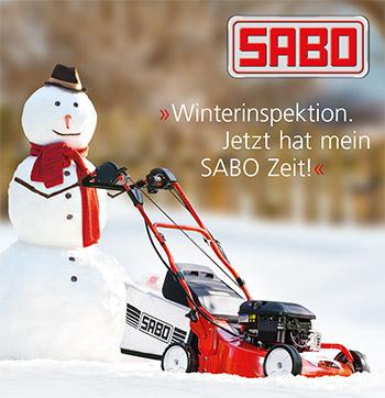 Automower Husqvarna - Rasenmäher - Inspektion im Winter - gut und preisgünstig