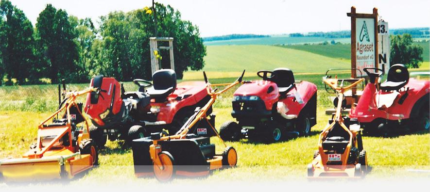 Agraset- Agrargenossenschaft Motorgeräte Poch