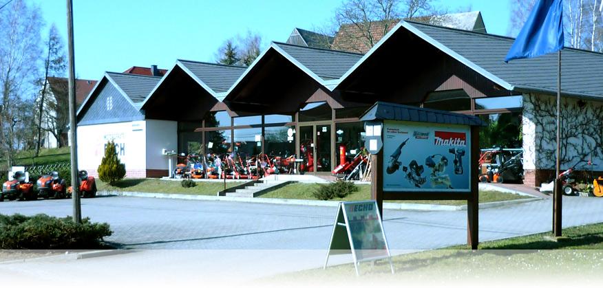 Motorgeräte Poch in 09306 Königshain-Wiederau - Motorsäge, Kettensäge, Rasentraktor, Rasenmäher, Schneefräse, Reparatur, Service, Telefon, Öffnungszeiten