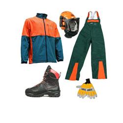 Arbeitskleidung Garten-,  Forst-,  Kommunal- und Reiningungstechnik